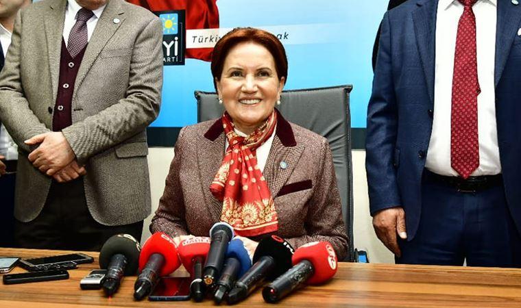 Meral Akşener'den Trabzonspor açıklaması