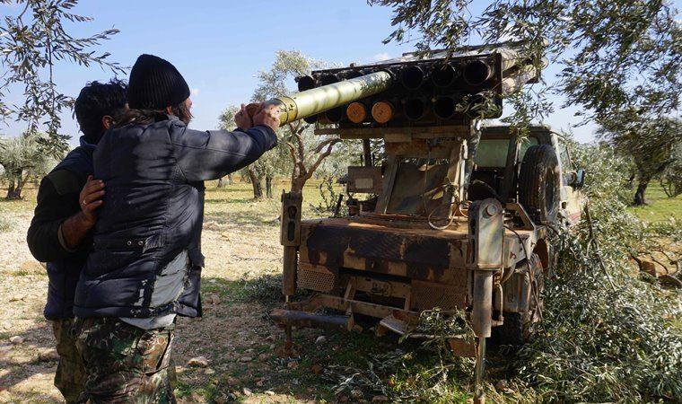 AA: Ilımlı muhalif gruplar İdlib'in güneyinde operasyon başlattı