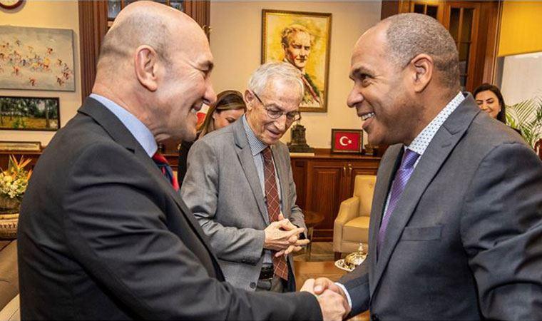 """Küba'nın Ankara Büyükelçisi Luis Alberto Amoros Nunez:  """"İzmir'le işbirliği yapmaktan büyük mutluluk duyacağız"""""""