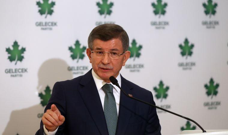 Abdullah Gül'den sonra Ahmet Davutoğlu da Gezi açıklaması yaptı