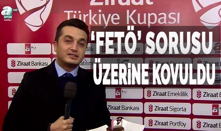 Yandaş medyadan, Koç'a soru soran muhabire mobbing!