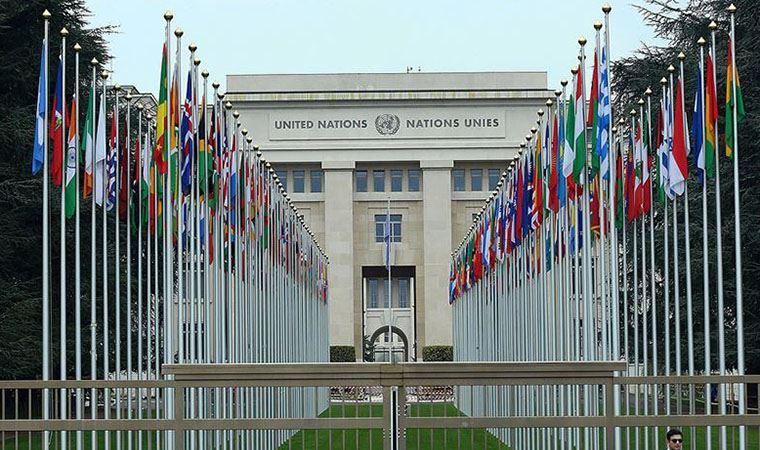 BM duyurdu: Cenevre'deki Libya toplantıları yeniden başladı
