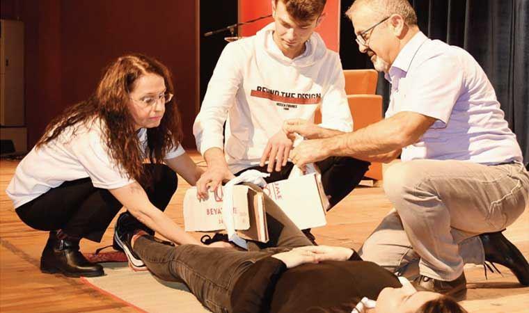 İlk yardım kursları hayat kurtaracak