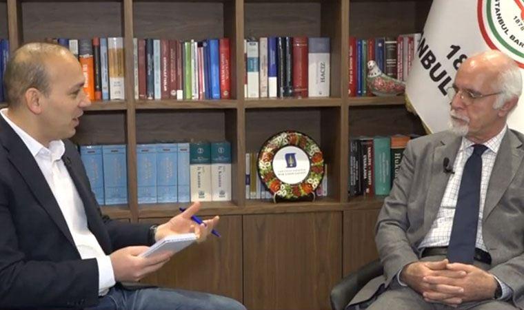 İstanbul Barosu Başkanı'ndan 'Osman Kavala' açıklaması