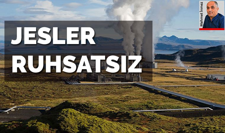Aydın'daki 23 jeotermal santralın işletme ruhsatının olmadığı ortaya çıktı