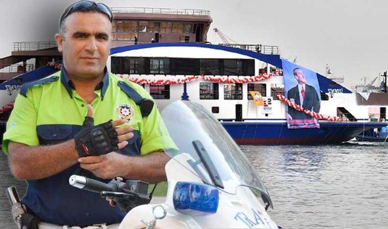 İzmir'in iki yeni feribotundan birine şehit Fethi Sekin'in adı verilecek