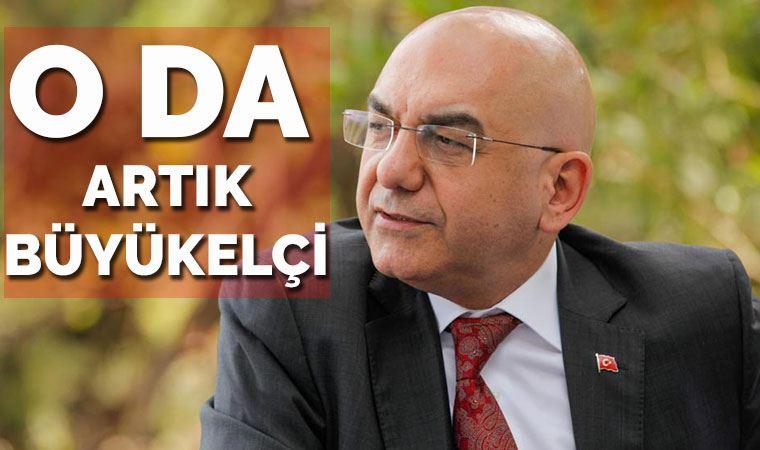 AKP'li Ozan Ceyhun Viyana Büyükelçisi oldu