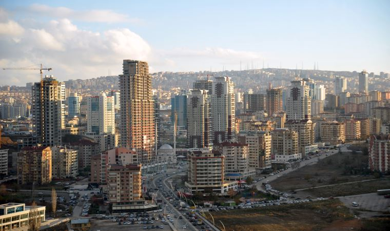 Şehir Plancıları Odası Ankara Şube Başkanı Güldal:   'Ankara AVM'de ilk sırada'