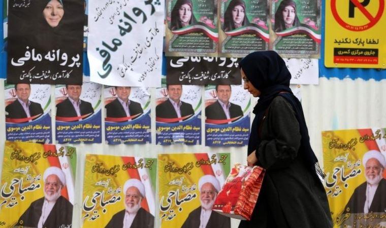 İran'da halk meclis seçimleri için sandık başında!
