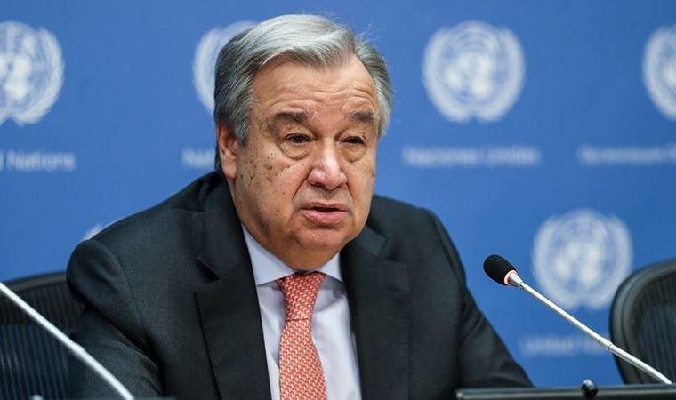 BM'den İdlib açıklaması: Derhal son bulmalı