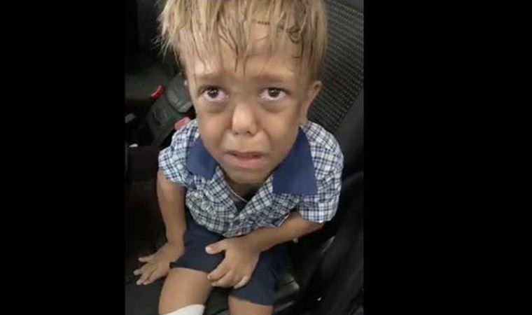 'Ölmek istiyorum' diyen cüce çocuğa ünlülerden destek