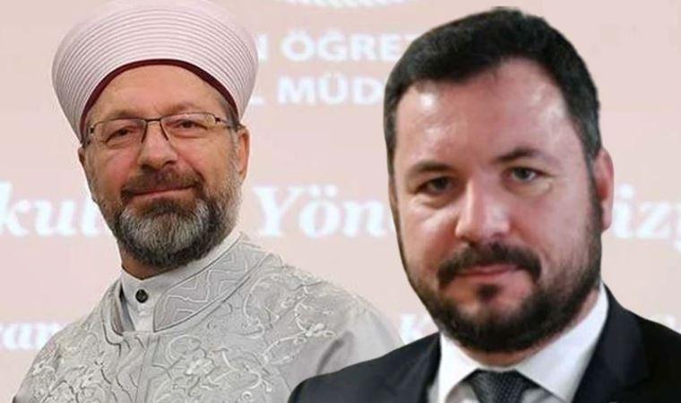 Diyanet Başkanı'nın özel kalem müdürüne FETÖ soruşturması