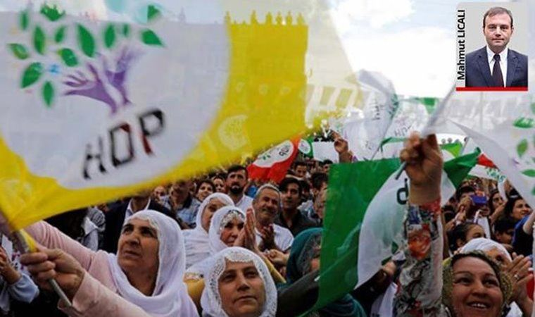 HDP'de Sezai Temelli yerine Mithat Sancar Eş Başkan olacak
