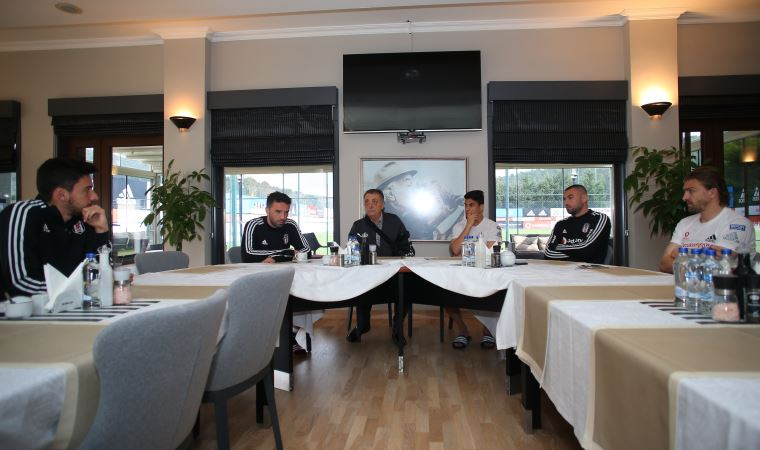 Trabzon maçı öncesi Başkan Çebi'den Ümraniye çıkarması