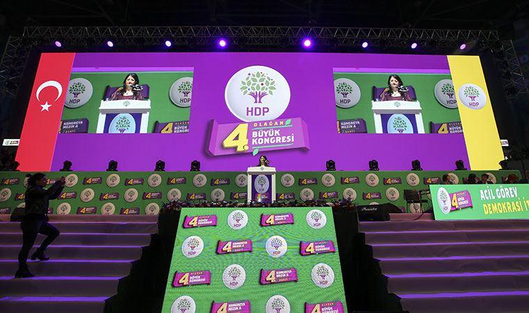 HDP 4'üncü olağan kongresi başladı