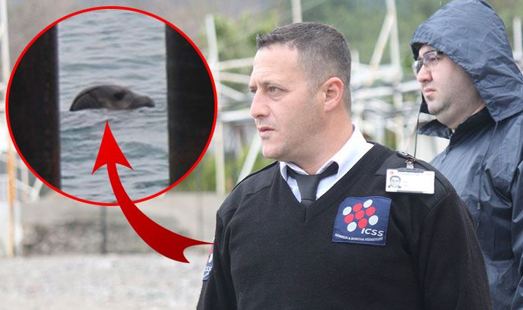 Antalya'da güvenlik görevlisi fark etti! Alarm verildi