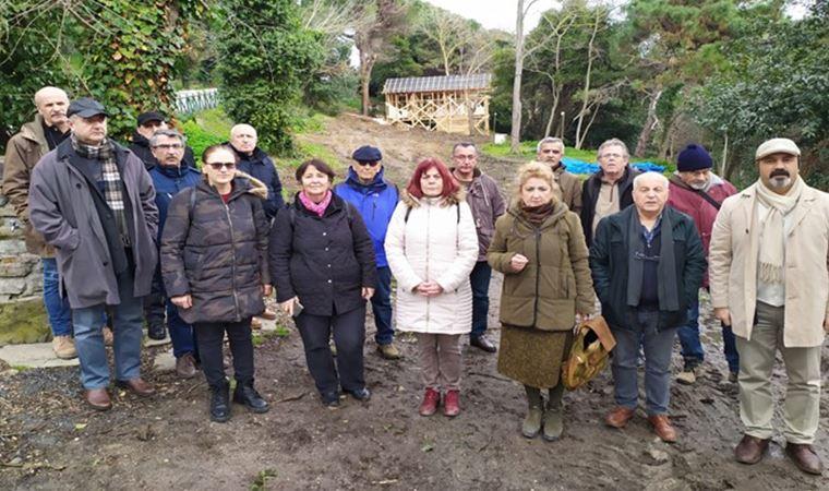 Sinop Çevre Dostları: Yeşil alanları Sinop halkına geri verin!