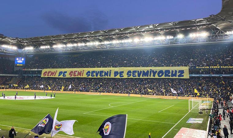 Kadıköy'de çok konuşulan pankart!