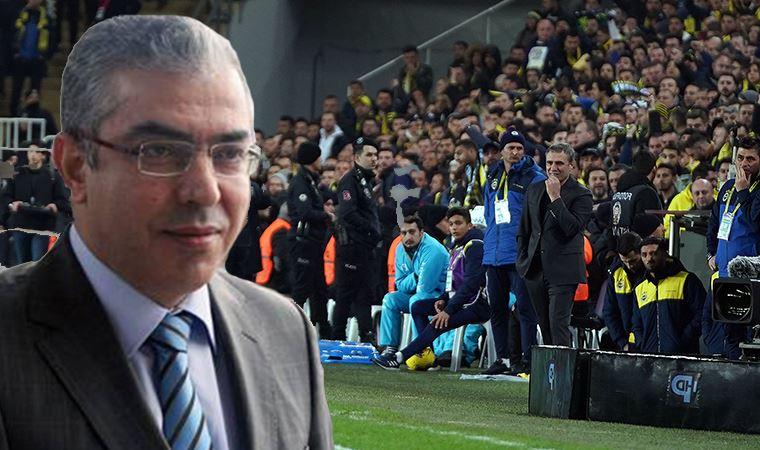 Saray'dan Fenerbahçe yorumu