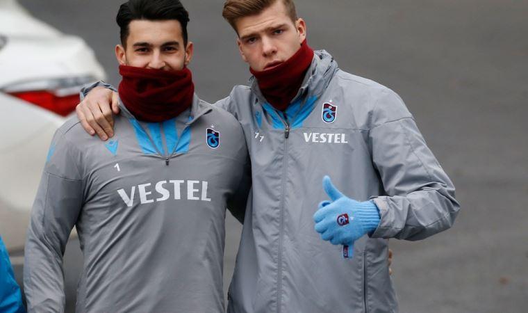Trabzonspor'un 'atan' ve 'tutan'ından mesaj!