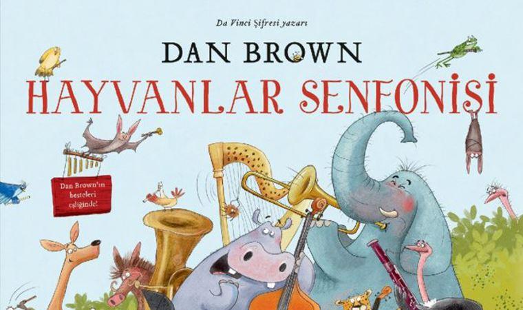 Dan Brown'dan çocuk kitabı