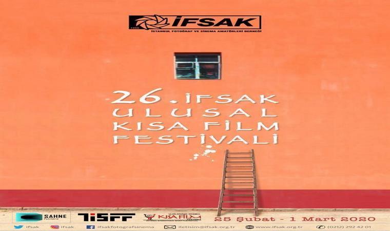 Kısa filmler yarışıyor! İFSAK Festivali başladı