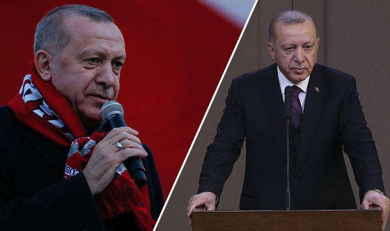 Erdoğan 'Yalan' demişti... Ortaya  bu görüntüler çıktı!