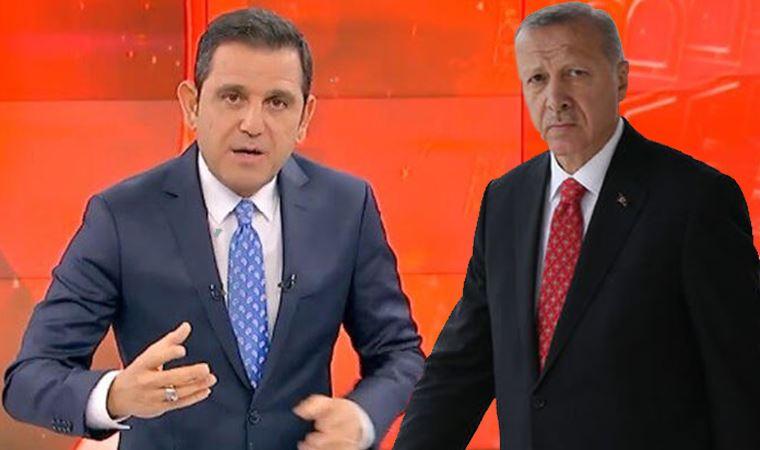 Fatih Portakal'dan Erdoğan'a yanıt: Kendi sözü ortada
