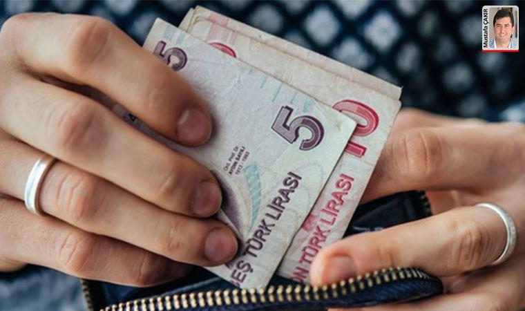 'Yeni asgari ücret eridi'