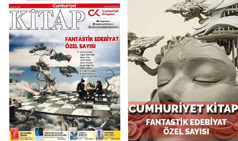 Cumhuriyet Kitap Eki Fantastik Edebiyat Özel Sayısı!