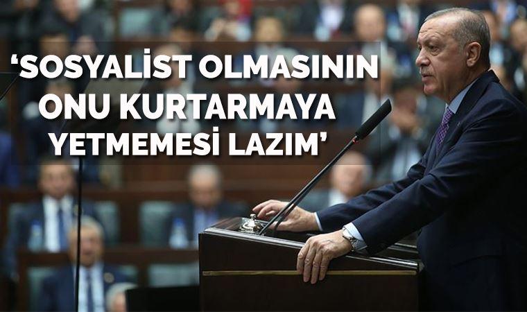 Erdoğan'dan Osman Kavala açıklaması