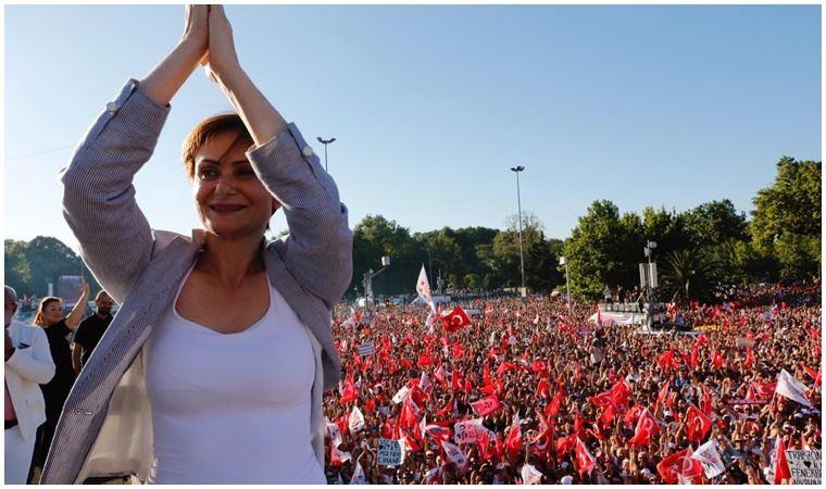 CHP İstanbul'da üye katılım töreni gerçekleştirecek