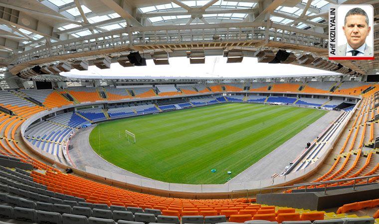 Başakşehir Stadı'nın masraflarını kim ödeyecek?