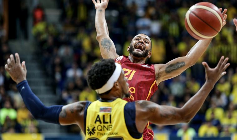 Galatasaray baskette de seri bitirdi