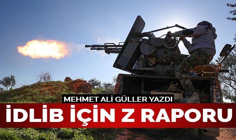 İdlib için Z Raporu