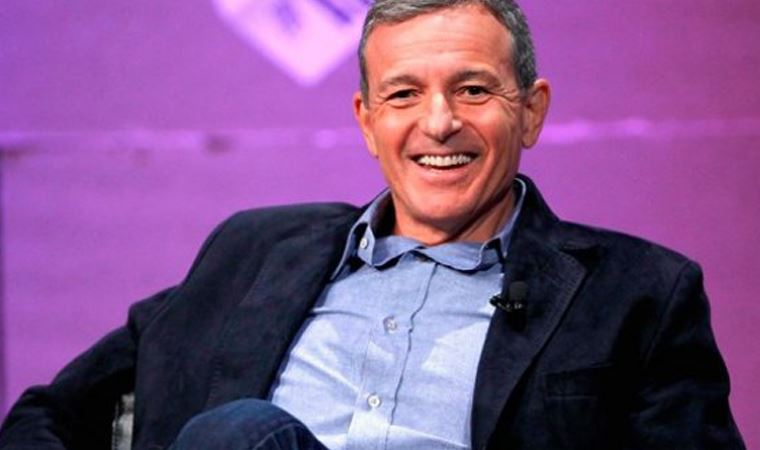Disney CEO'su Bob Iger istifa etti