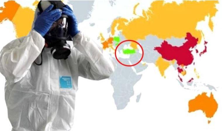 Koronavirüste son durum! Türkiye kuşatma altında