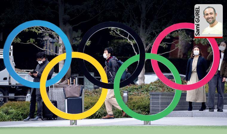 'Olimpiyata iptal yok'