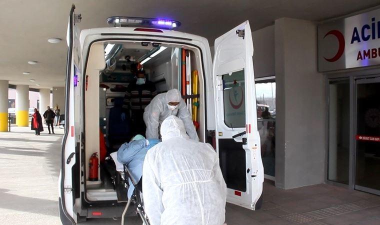 İran uyruklu tır şoförü koronavirüs şüphesiyle hastaney
