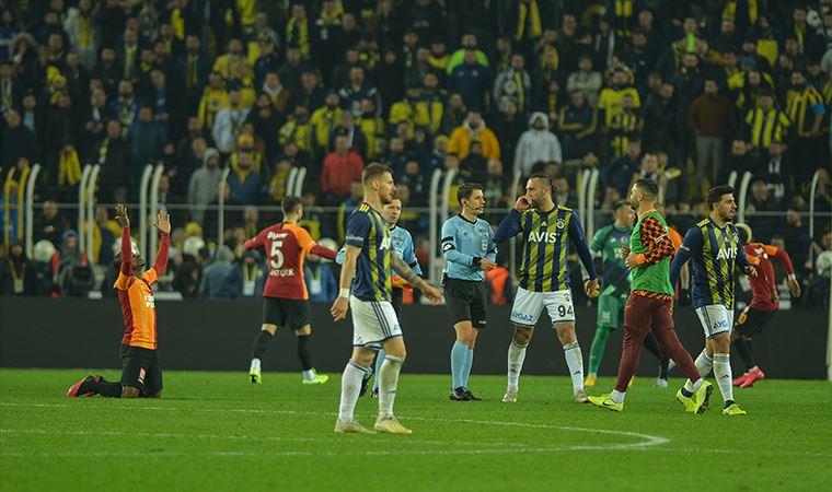 Fenerbahçe-Galatasaray derbisinin cezaları belli oldu
