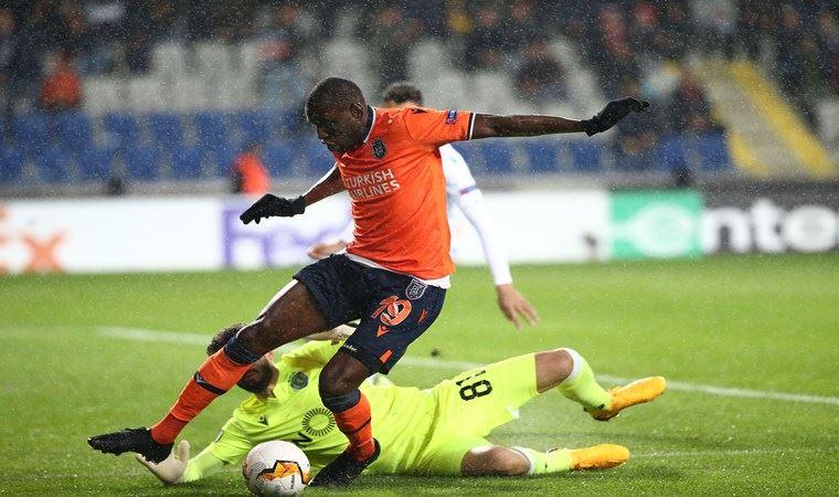 Başakşehir-Sporting maçında goller!