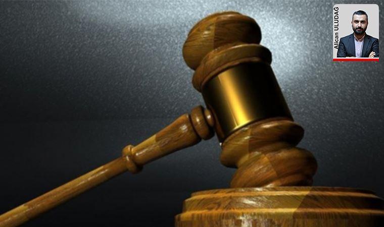 Sansürlü yargı zirvesi