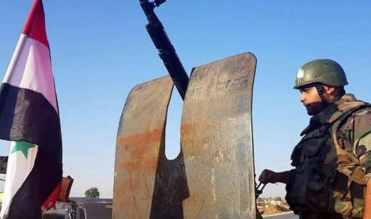 'Türkiye'ye ait İHA, Suriye ordusu tarafından düşürüldü'