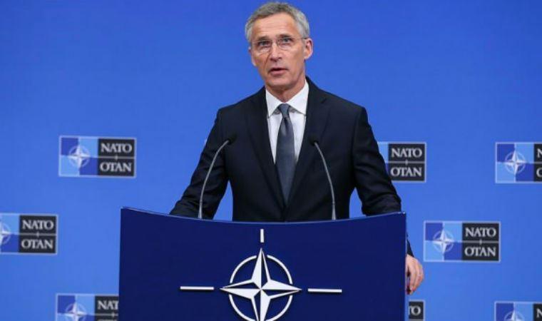 NATO'dan Suriye ve Rusya'ya çağrı