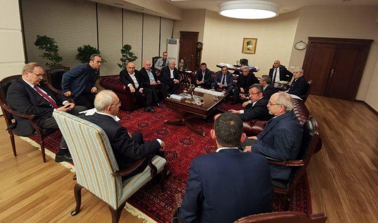 Kılıçdaroğlu, tüm programlarını iptal etti