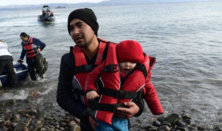 Kapılar açıldı! Göçmenler Yunanistan'a ulaştı...