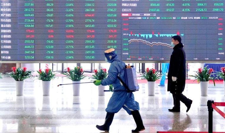 Piyasalarda 2008'den bu yana en büyük düşüşler yaşanıyor