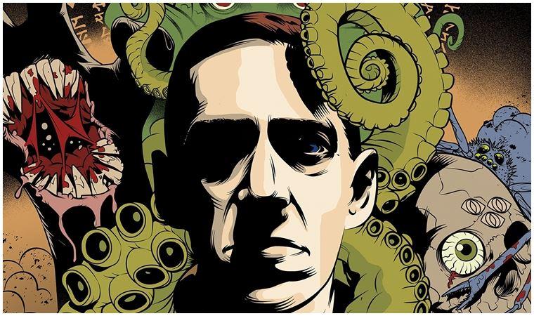 Tuhaf kozmik Lovecraft!