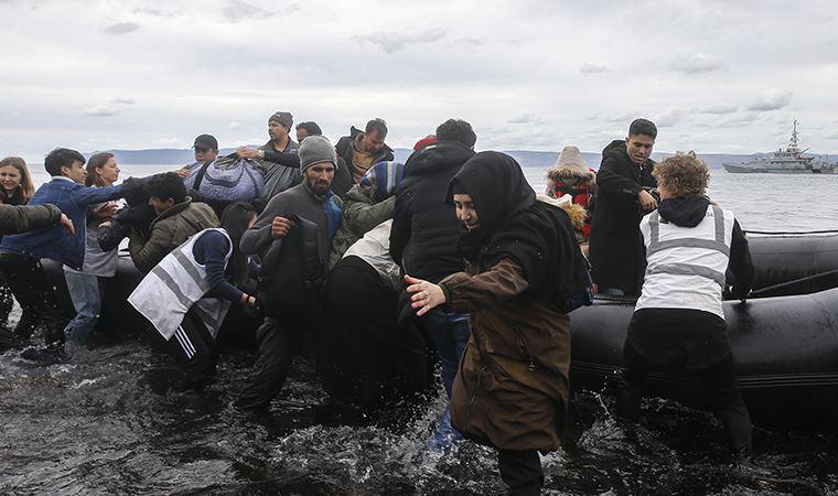 Yunanistan Başbakanı'ndan sığınmacı açıklaması