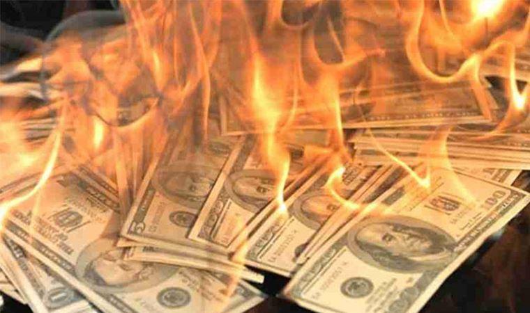 Piyasalar yangın yeri